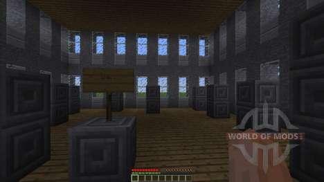 LeVeLS PaRKouR для Minecraft