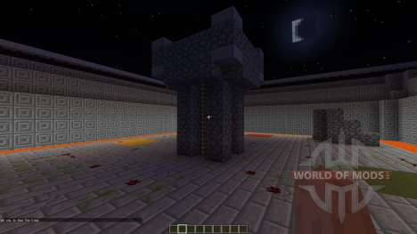4 Player Arena Holds Up To 5 для Minecraft