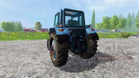 МТЗ-80Л 1976 для Farming Simulator 2015