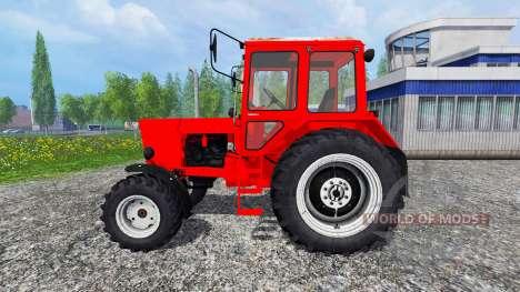 МТЗ-552Е для Farming Simulator 2015