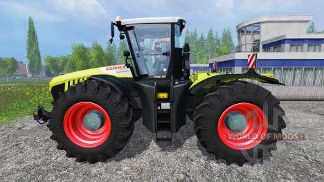 CLAAS Xerion 4500 v3.0 для Farming Simulator 2015