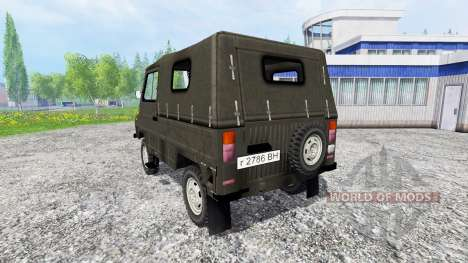 ЛуАЗ-969М для Farming Simulator 2015
