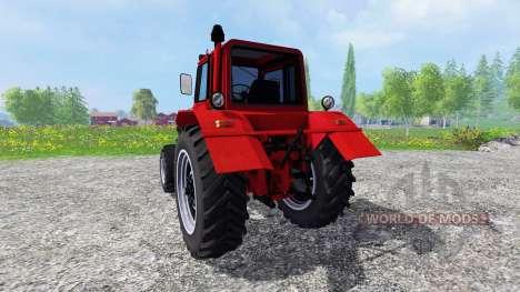 МТЗ-82 [фронтальный погрузчик] для Farming Simulator 2015