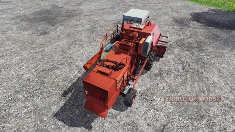 Енисей-1200Н для Farming Simulator 2015