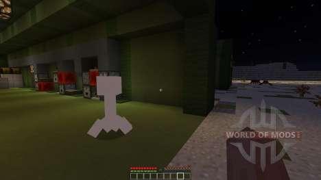 Military Base для Minecraft