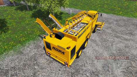 ROPA euro-Tiger V8-3 XL v2.0 для Farming Simulator 2015