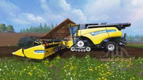 New Holland CR10.90 [turbo] для Farming Simulator 2015