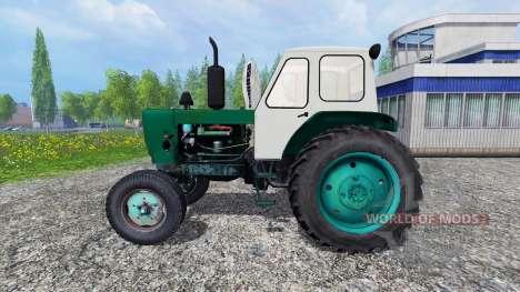 ЮМЗ-6АЛ для Farming Simulator 2015