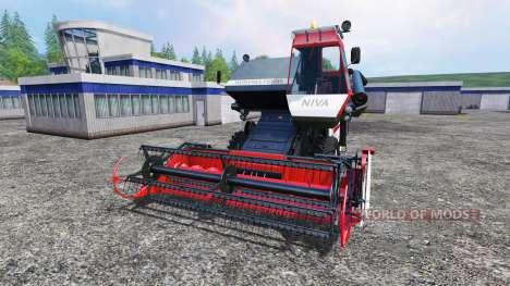 СК-5МЭ-1 Нива-Эффект для Farming Simulator 2015
