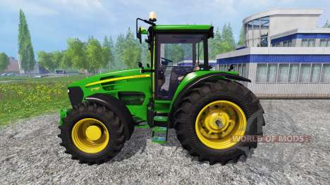 John Deere 7730 [new gear] для Farming Simulator 2015