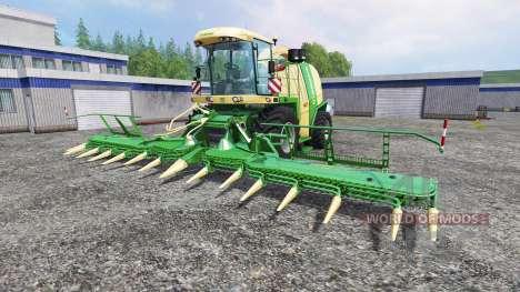 Krone Big X 1100 [horsch titan] для Farming Simulator 2015