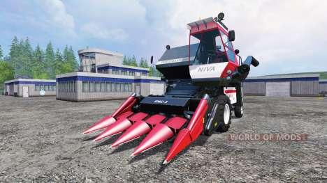 СК-5МЭ-1 Нива-Эффект v1.0 для Farming Simulator 2015