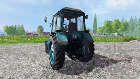 МТЗ-82УК для Farming Simulator 2015