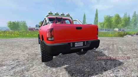 PickUp HeavyDuty для Farming Simulator 2015