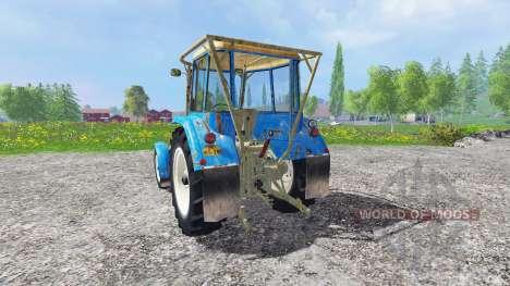 Zetor 4011 v0.2 для Farming Simulator 2015