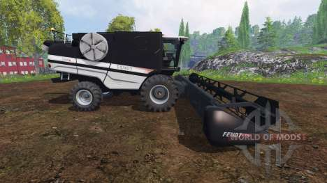 Fendt 9460 R [black beauty] для Farming Simulator 2015