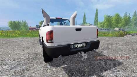Ford Pickup v3.0 для Farming Simulator 2015