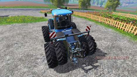 New Holland T9.560 DuelWheel v3.0.2 для Farming Simulator 2015