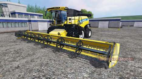 New Holland CR9.90 v1.3 для Farming Simulator 2015