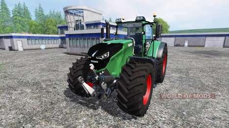 Fendt 1050 Vario v3.7 для Farming Simulator 2015