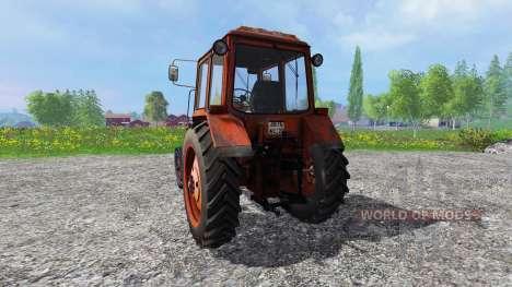 МТЗ-550 для Farming Simulator 2015