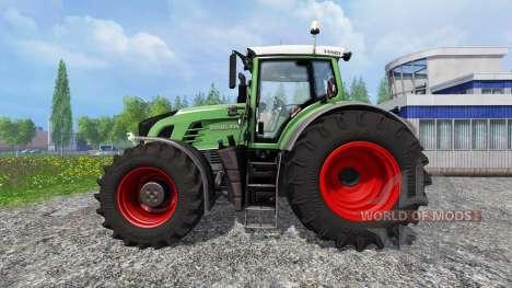 Fendt 939 Vario [gear] для Farming Simulator 2015