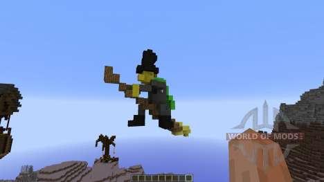 Halloween Manor для Minecraft