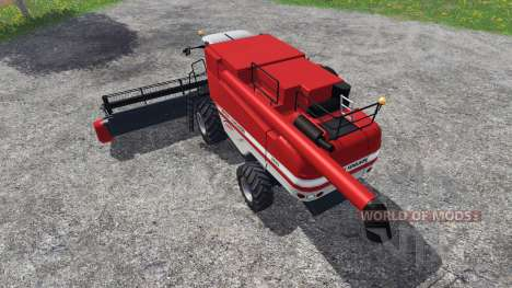Massey Ferguson 9895 v1.1 для Farming Simulator 2015