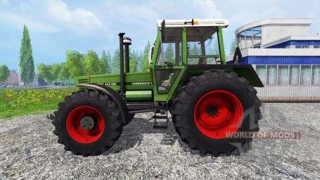 Fendt Favorit 615 LSA для Farming Simulator 2015