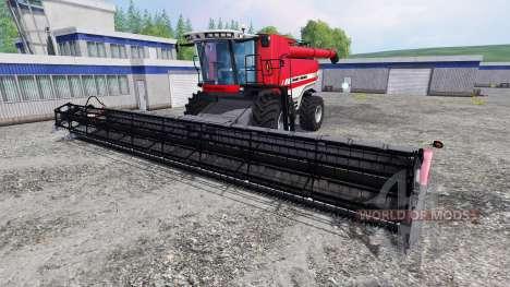 Massey Ferguson 9895 для Farming Simulator 2015