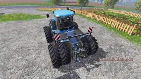 New Holland T9.700 [dual wheel] v1.1.2 для Farming Simulator 2015