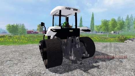 Caterpillar Challenger MT765B для Farming Simulator 2015