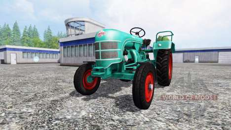 Kramer KL 200 v2.1 для Farming Simulator 2015