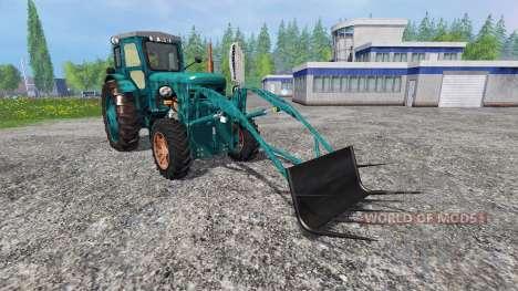 МТЗ-50 [погрузчик] для Farming Simulator 2015