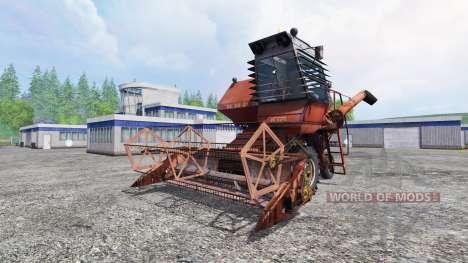 СК-5М для Farming Simulator 2015
