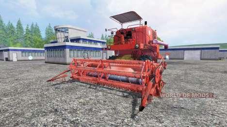 Bizon Z056 [old] для Farming Simulator 2015