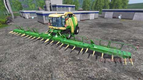 Krone Easy Collect 3053 для Farming Simulator 2015