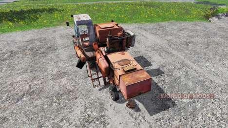 СК-5 Нива [pack] для Farming Simulator 2015