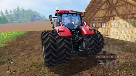 Case IH Puma CVX 200 v2.2.2 для Farming Simulator 2015