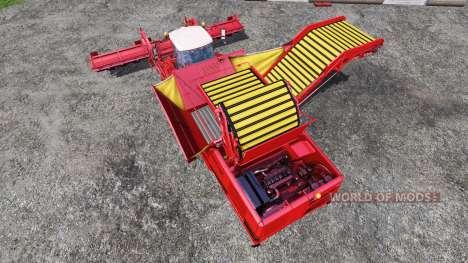 Grimme Tectron 415 v1.3 для Farming Simulator 2015