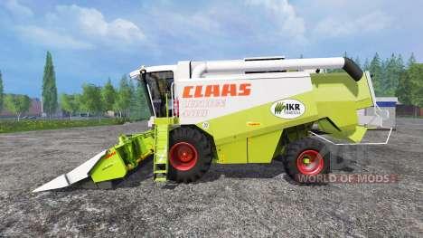 CLAAS Lexion 480 [beta] для Farming Simulator 2015