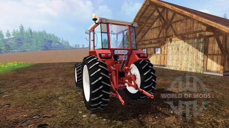 Renault 751-4 v0.9 для Farming Simulator 2015