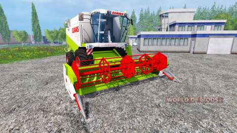CLAAS Lexion 430 для Farming Simulator 2015