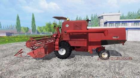 Bizon Z056 [beta] для Farming Simulator 2015
