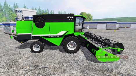 Deutz-Fahr 6095 HTS v2.0 для Farming Simulator 2015