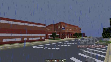 Marriotts Ridge High School для Minecraft