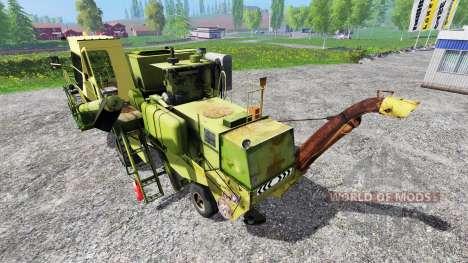 СК-5 Нива v2.0 для Farming Simulator 2015