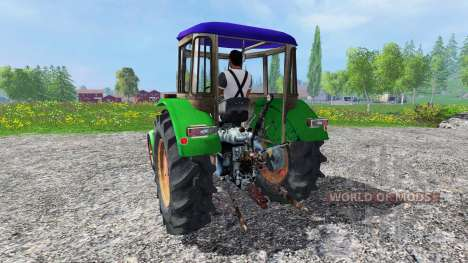 Ursus C-4011 для Farming Simulator 2015