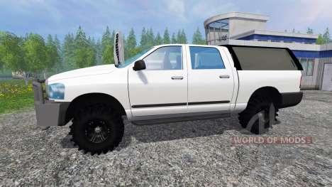 Ford Pickup v4.0 для Farming Simulator 2015