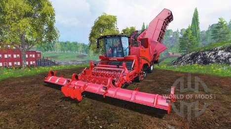 Grimme Maxtron 620 v1.3 для Farming Simulator 2015